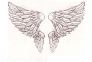 REVAMP:: Wing Tattoo 01 by SrtaQuesadilla