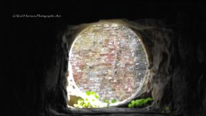 Hole in the wall by KarlsSkies