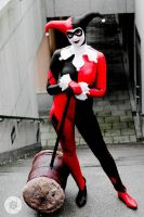 Harley 2.0 Cosplay by Taemi-Chan