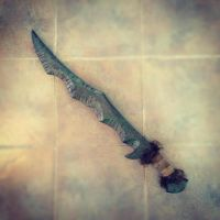 Orc sword by shanclaw