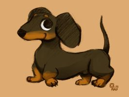 Little Otto by StressedJenny
