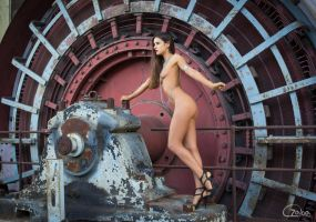 heavy machine by baineann