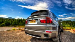 BMW X5 wallpaper by KrisSimon