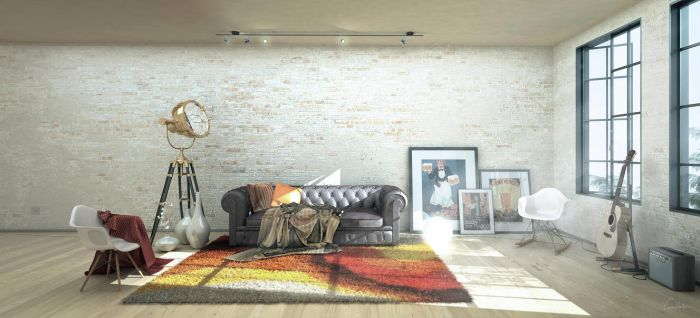 Studio Living room 01 by gg31hh