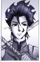 Lancer (Diarmuid) Fan Art by Riighted