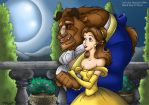 Beauty and the Beast by ElectricDawgy