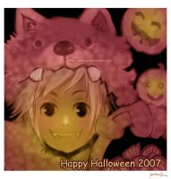 ORIGINAL: Halloween 2007 by pinkuz