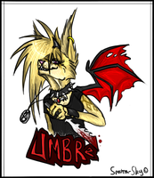 Umbre Badge by Spectra-Sky