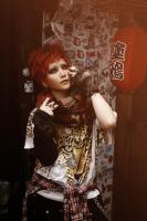 Gaara by clamp90357