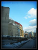 Rogers Center by bubbabyte