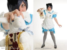Kuroshitsuji - Ciel in Wonderland by Bunnymoon-Cosplay