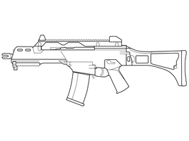 G36c by ArroyoPl