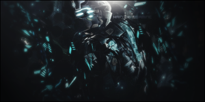 Dead Space : I see alien want to attack me by Enabels