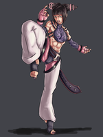 Juri Han by monkeydonuts246