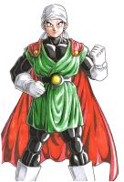 The Great Saiyaman by TicoDrawing