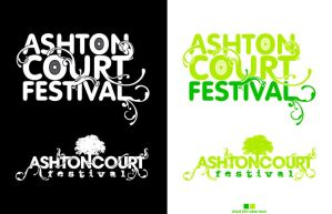 Ashton Court Festival LOGO by 54NCH32