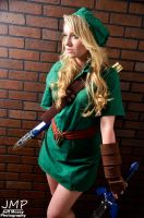 Female Link Cosplay by HaleyHelloKitty