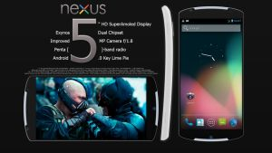 Google Nexus 5 by r4yNTv
