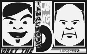 Obey The Tenacious D by GovectorZ