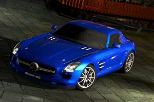 My New SLS AMG by GamaGT