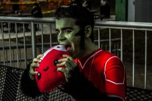 Beast Boy - Kotoricon '13 [11] by casuallynoted