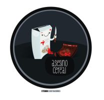 Asesino cereal by eyesbox