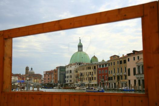Window to Venice by thecosyplace