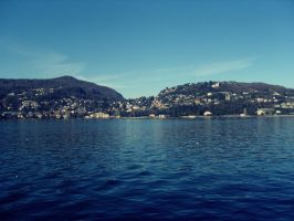 Lake Como by Muggi93