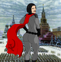 Gina Carano as... by Soviet-Superwoman