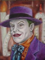 Joker Jack Nicholson by darknight7
