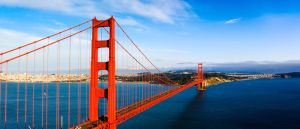 SF Golden Gate Bridge by xelement