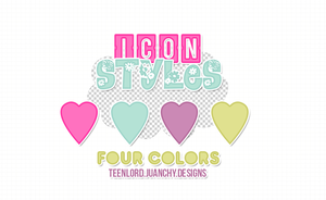 Icon Styles by Luunatico