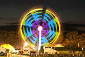 Geelong Show Rides by DanielleMiner