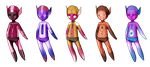 Alienbaby Adoptables - Coming from red Planet OPEN by Adoptierchen