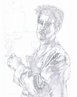 Hellblazer John Constantine by 7and2