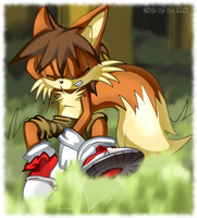 :.:Milo the Fox:.: by Chime-Fawler