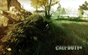 Call Of Duty 4 Wallpaper 3 by EdwardElric88