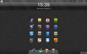 iOS 5 Windows 7 by iStyleFan