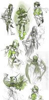 Zestes de lime 02 by Ellana01