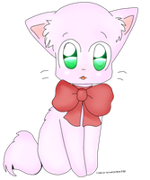 color cat with base by FuyuSutairu