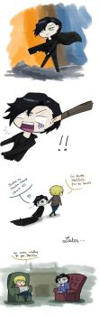 Johnlock ~ Sherlock, you're drunk by Reikiwie