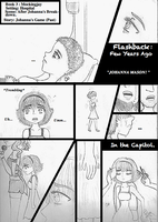 Johanna's Game: Her Past Mini Comic Story 1 by Girl-In-Disorder