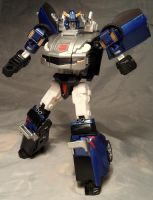 Classics Diaclone Bluestreak by Spurt-Reynolds