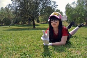 Arale by angelaalee