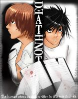 Death Note by Lawliet-san