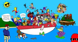 Super Money Island Round 3: ON A BOAT! by MooseGutstheThird