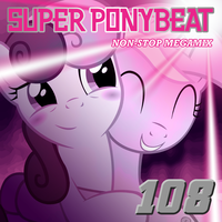 Super Ponybeat Vol. 108 Mock Cover by TheAuthorGl1m0