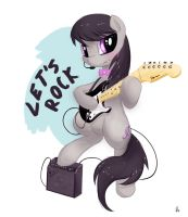 Let's rock! by HieronymusWhite