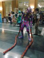 Majora's Wrath - Anime Boston 2014 by DantesTobari