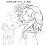 How to offend an orc.... by Blackwerewolfhero